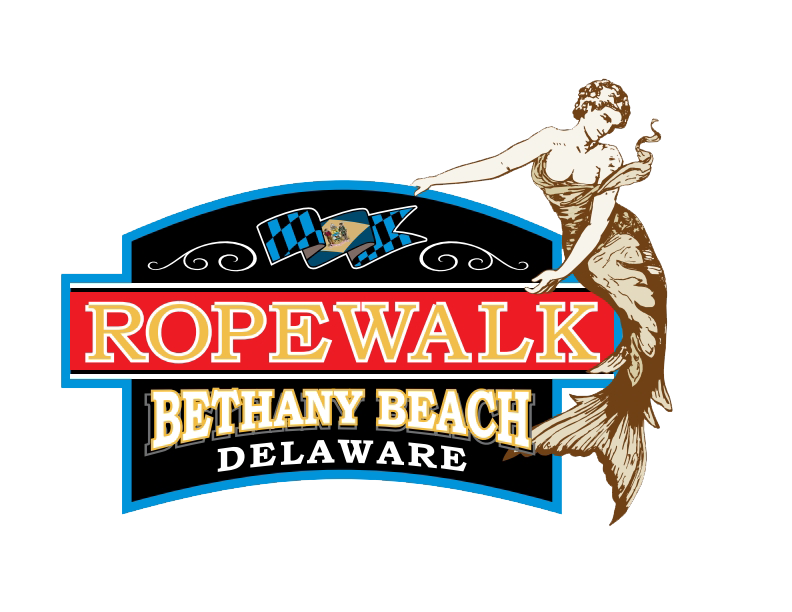 Logo of Ropewalk Restaurant - Bethany Beach